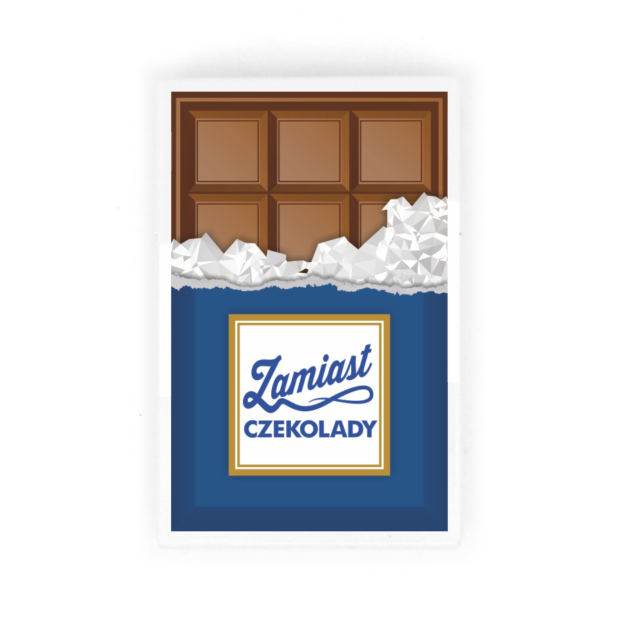 12 Zamiast czekolady