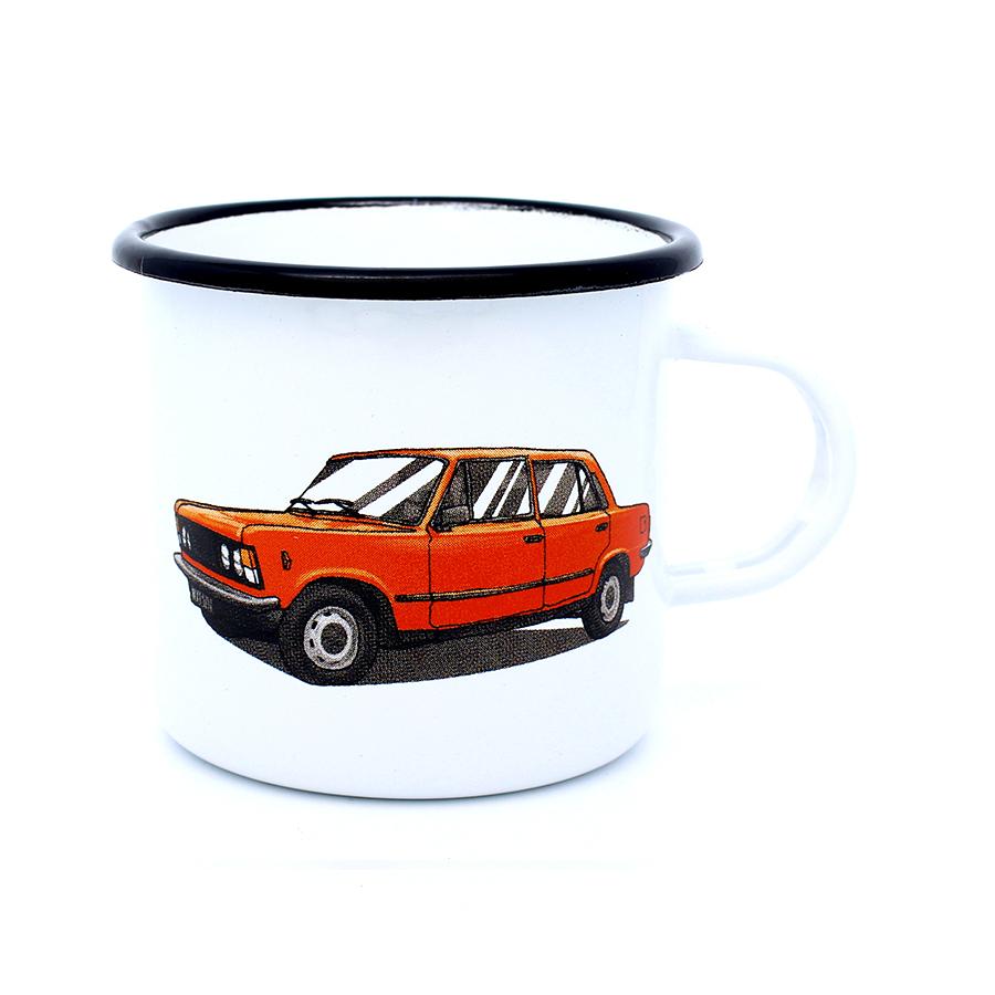 87 Fiat 125p-duży fiat