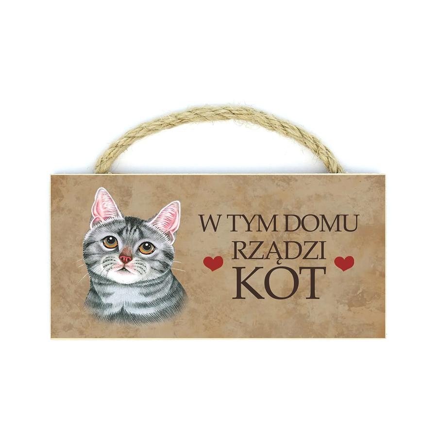57 Kot Szary (W Tym Domu...)