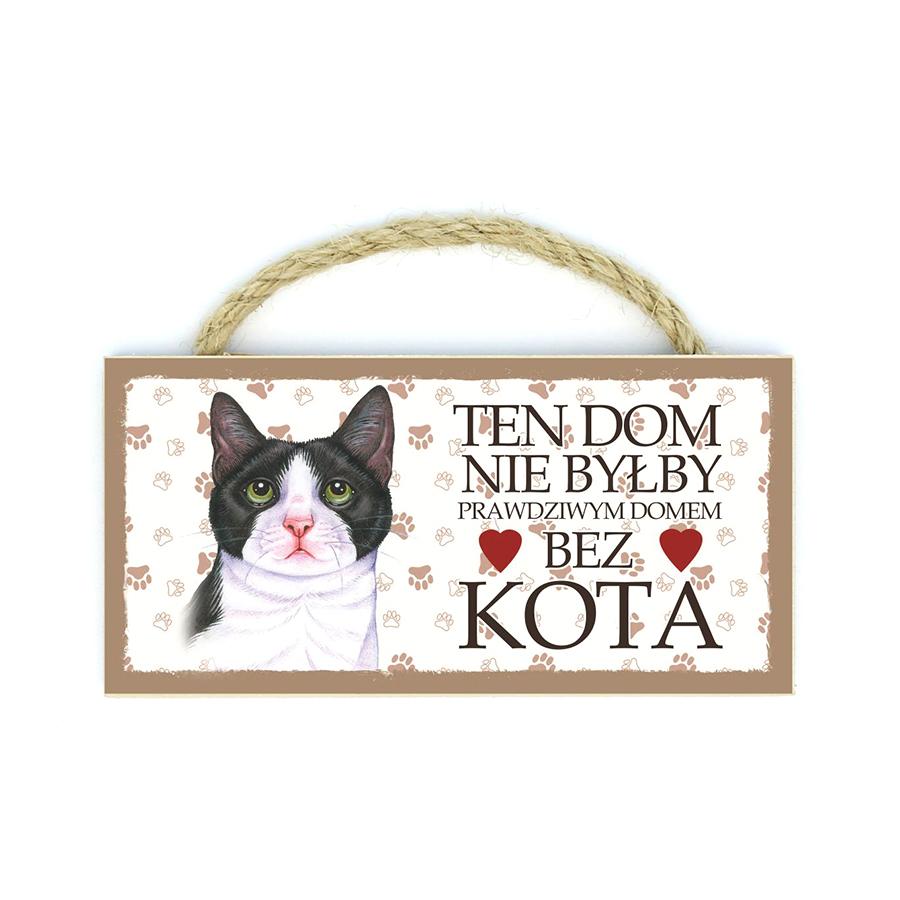 58 Kot Biało-Czarny (Ten Dom...)