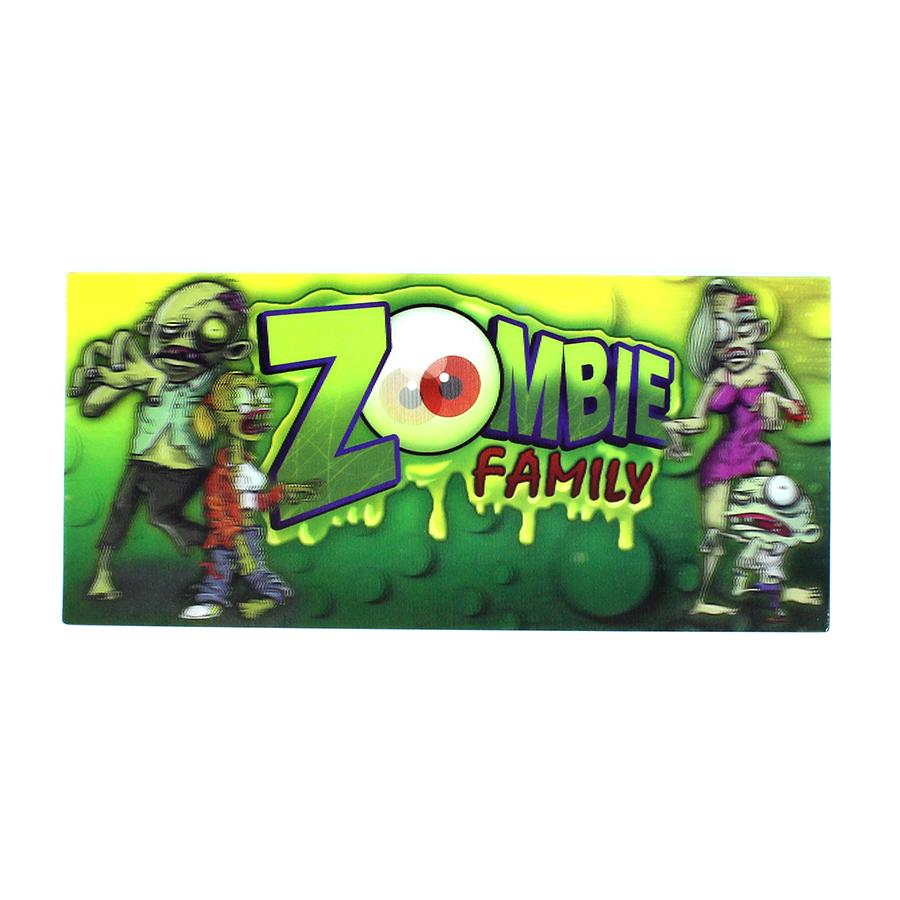 54 Zombie Family