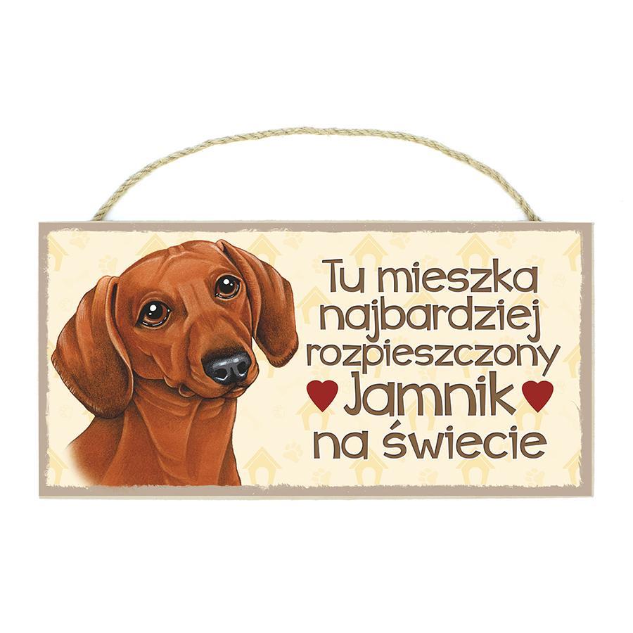 20 Jamnik Brązowy