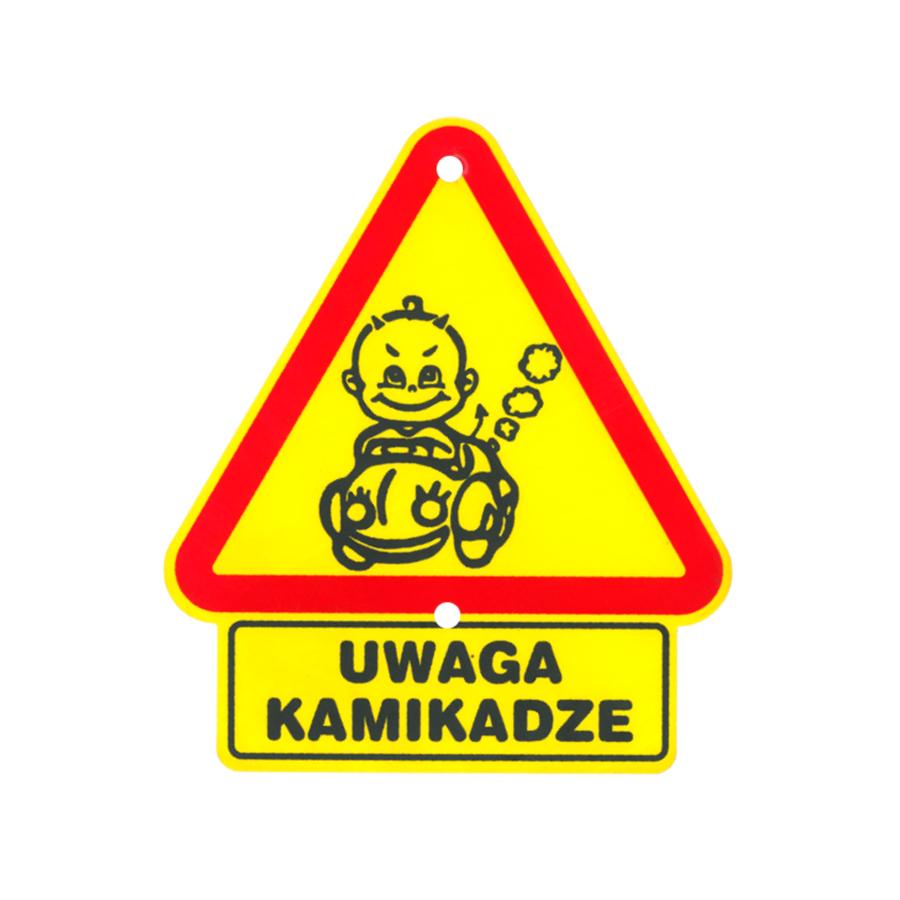 11 Uwaga Kamikaze