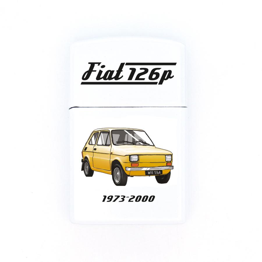 02 Fiat 126p (żółty)