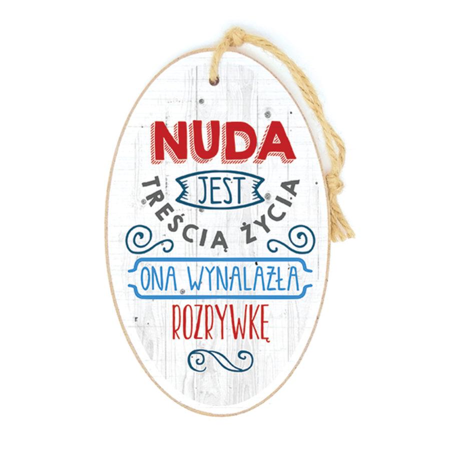 138 Nuda jest treścią życia..