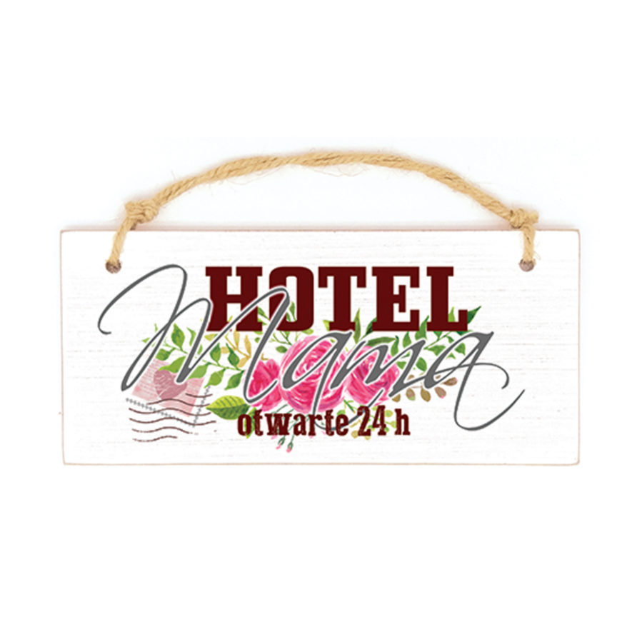 20 Hotel mama 24h..