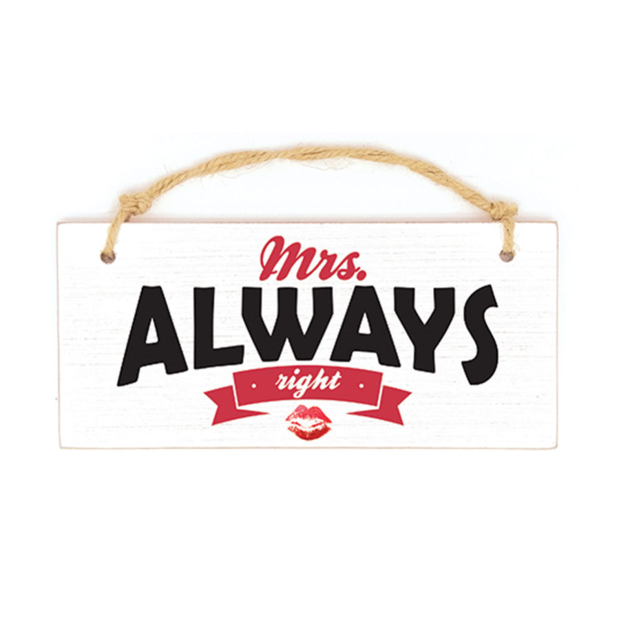 75 Mr. Always
