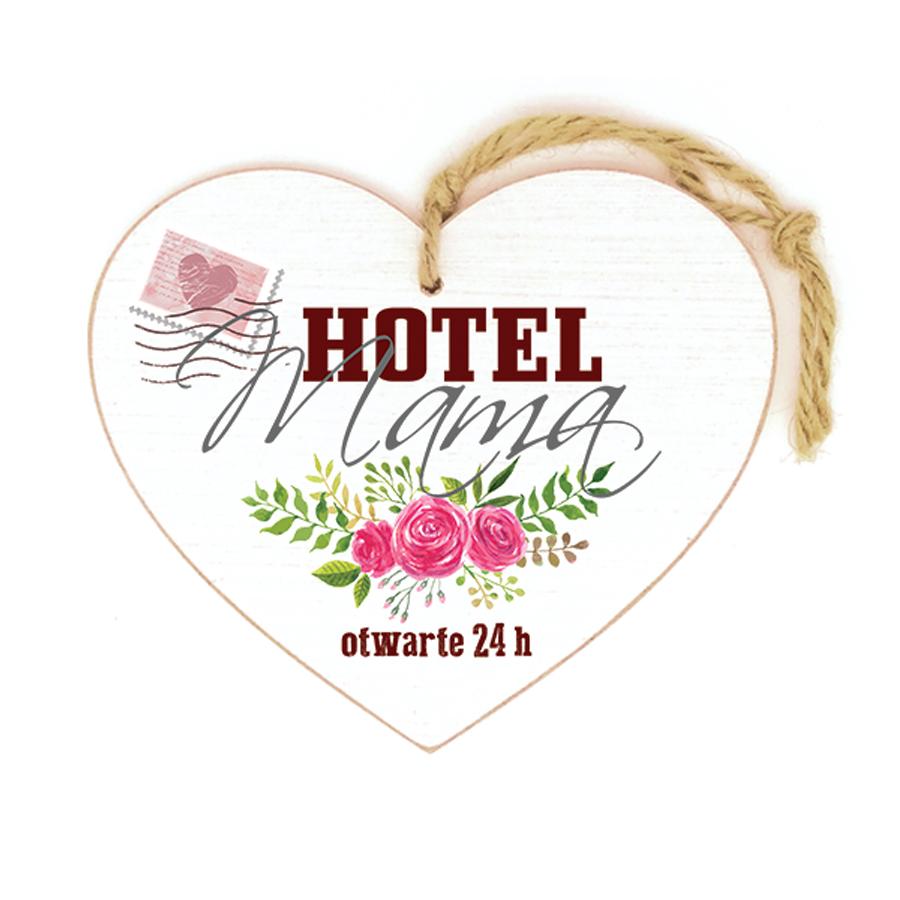 26 Hotel mama 24h..
