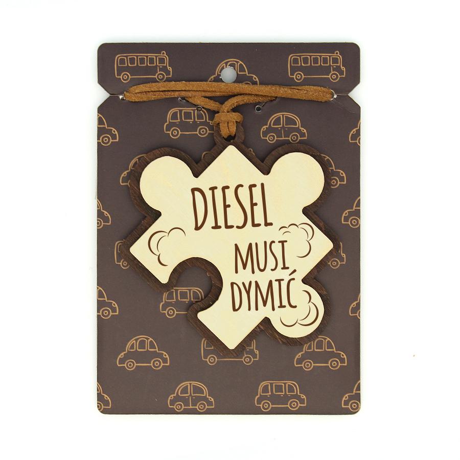 31 Diesel musi dymić